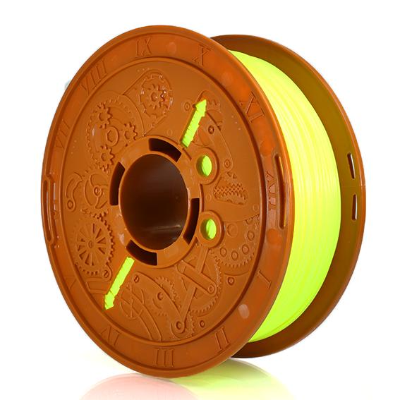 Filanora Filacorn PLA filament 1,75mm 0,5kg Neonsárga